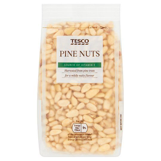 Tesco Wholefoods Pine Nuts 150g