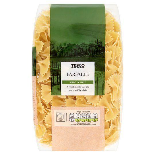 Tesco Farfalle Pasta Bows 500g