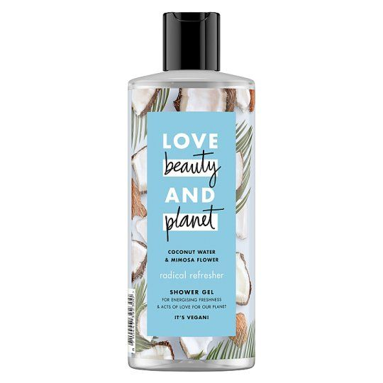 Love Beauty & Planet Coconut Water and Mimosa 500ml