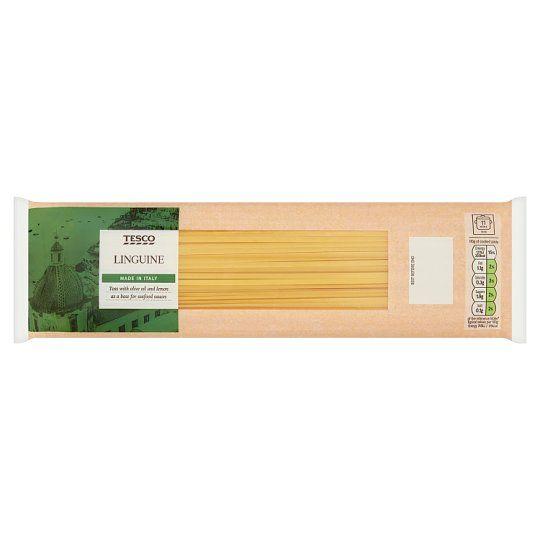 Tesco Linguine Pasta 500g