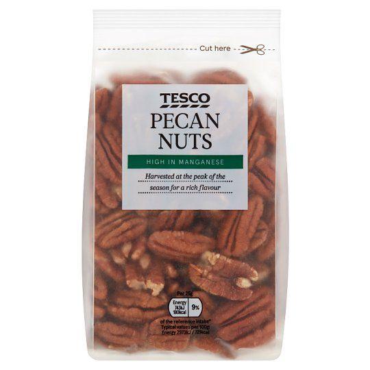 Tesco Pecans Nuts 250g