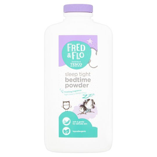 Fred & Flo Baby Bedtime Powder 400g