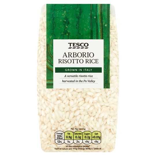Tesco Arborio Risotto Rice 500g