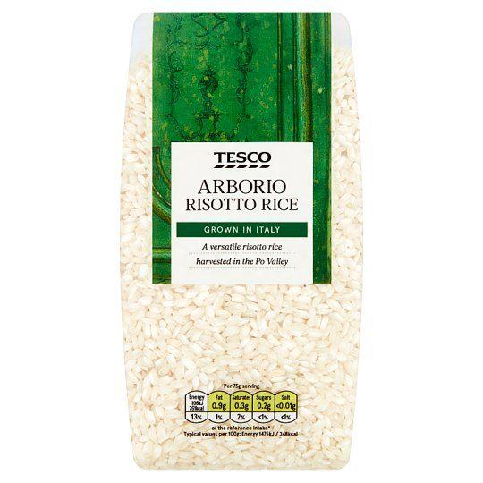 Tesco Arborio Risotto Rice 1kg