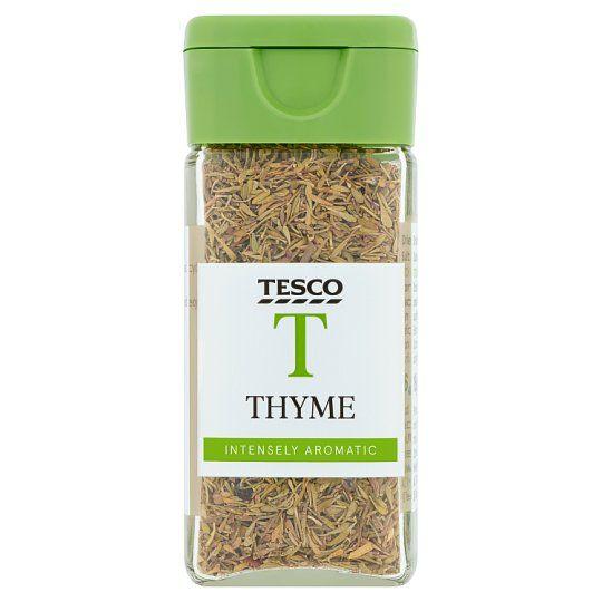 Tesco Dried Thyme 16g