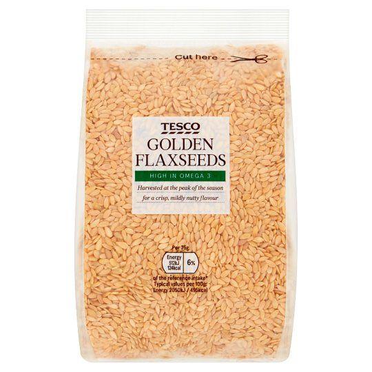 Tesco Golden Flaxseeds 250g