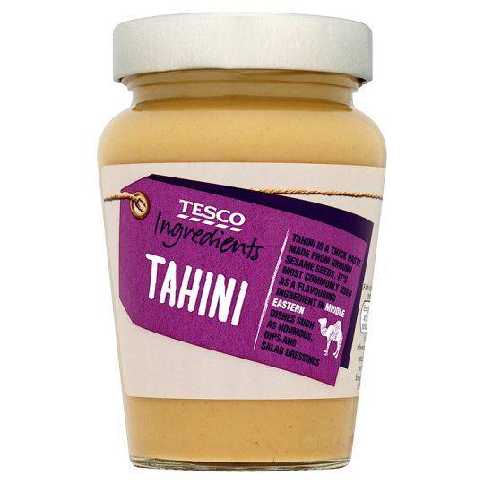 Tesco Tahini 300g