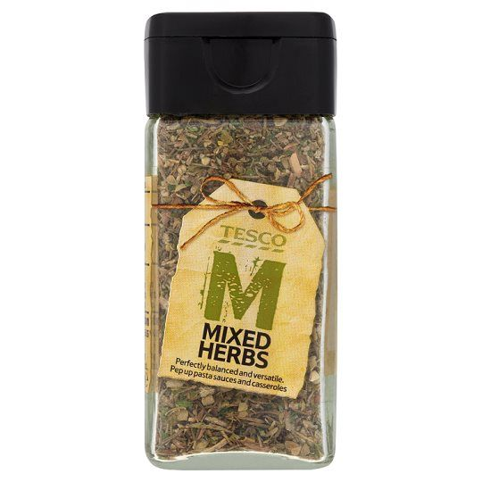 Tesco Dried Mixed Herbs 14g