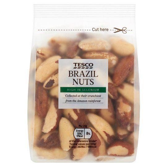 Tesco Wholefoods Brazil Nuts 250g