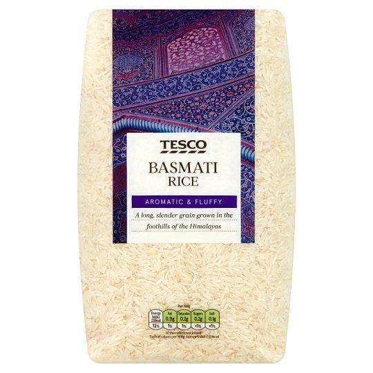 Tesco Basmati Rice 2kg