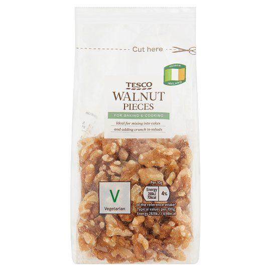 Tesco Walnut Pieces 100g