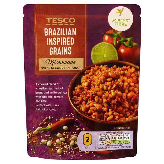 Tesco Brazilian Inspired Grains 250g