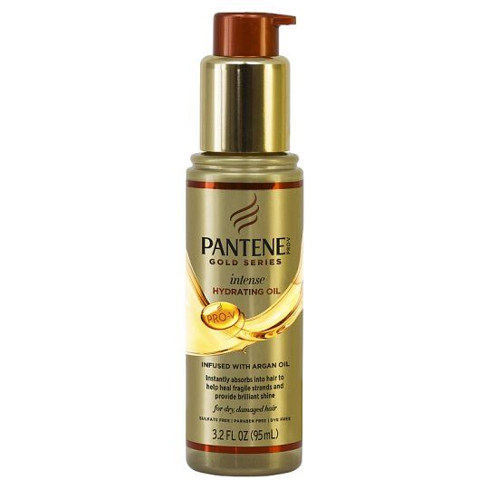 Pantene Gold Hydrating Oil 95ml
