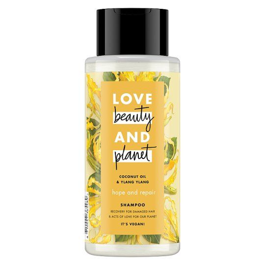 Love Beauty & Planet Yellow Ylang Ylang Repair Shampoo 400ml