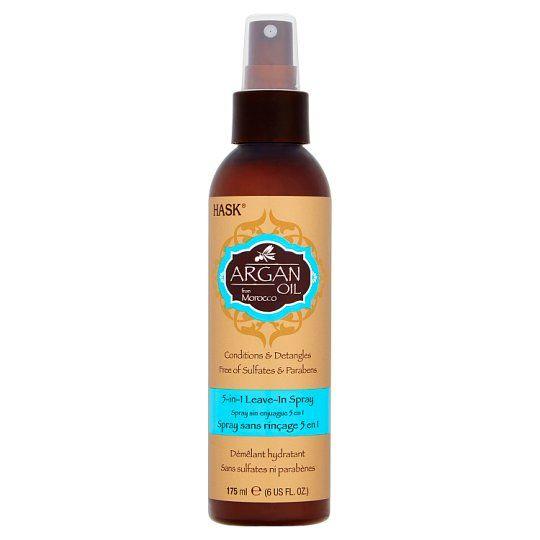 Hask Argan Oil 5 In 1 Leave In Conditioner 175ml