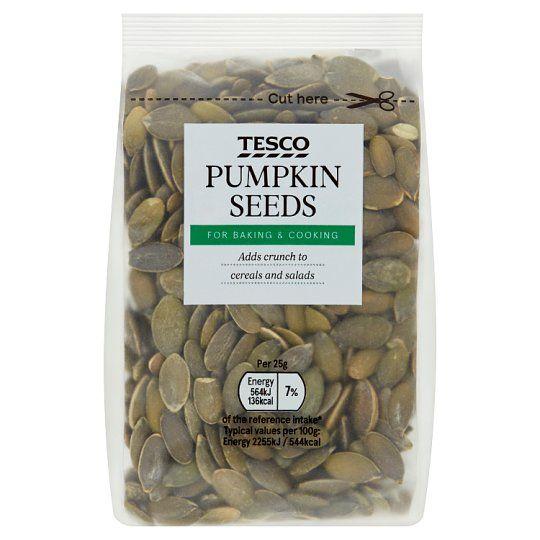 Tesco Pumpkin Seeds 100g