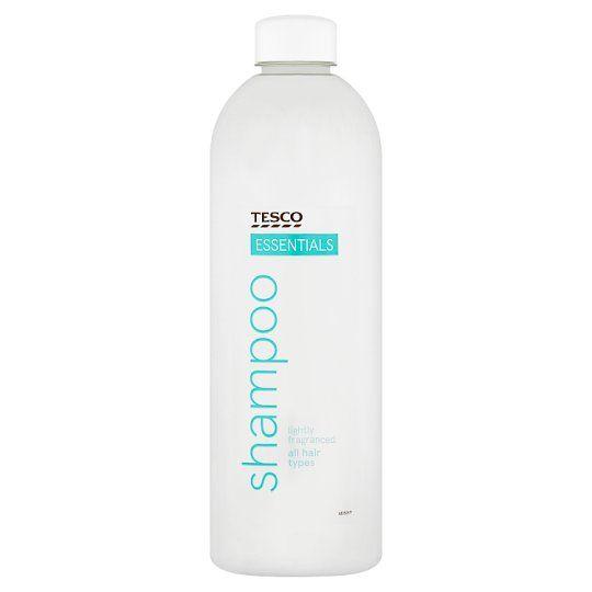 Tesco Essentials Shampoo 750ml