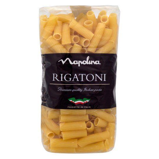 Napolina Rigatoni Pasta Shapes 500g