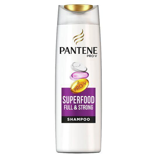 Pantene Superfood Shampoo 400ml