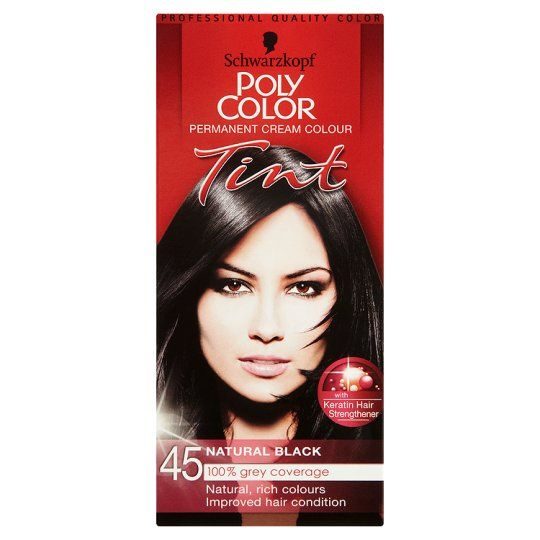 Schwarzkopf Poly Color Tint Natural Black