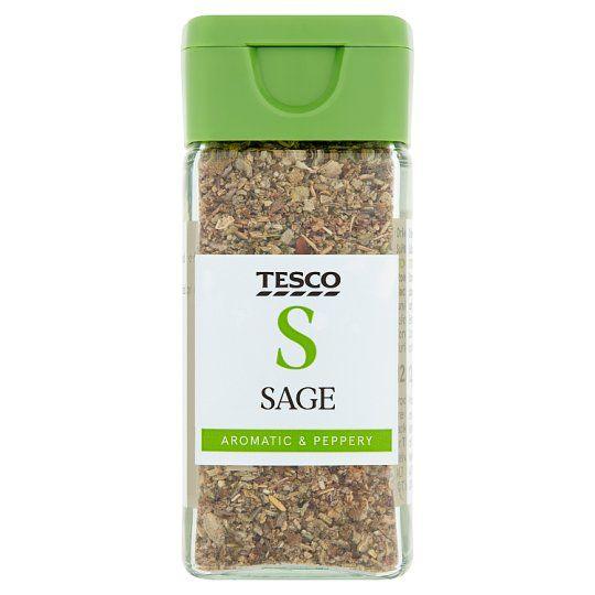 Tesco Dried Sage 12g