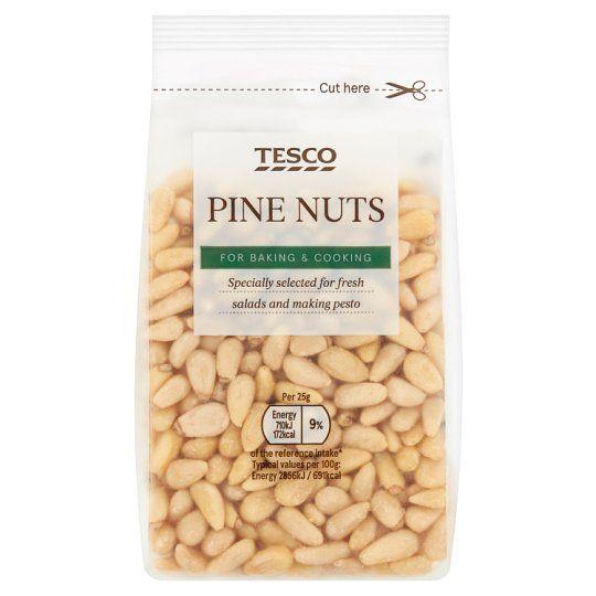 Tesco Pine Nut Kernels 100g