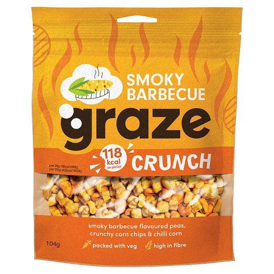 Graze BBQ Crunch 104g
