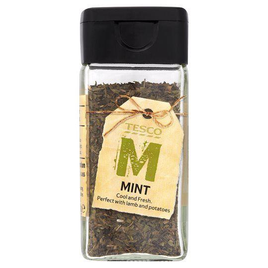 Tesco Dried Mint 14g