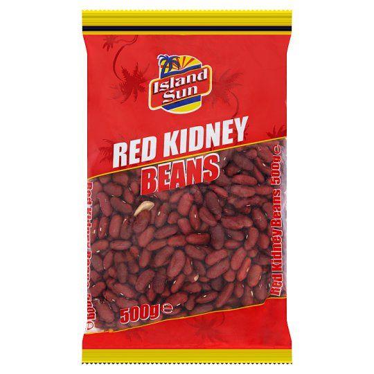 Island Sun Red Kidney Beans 500g