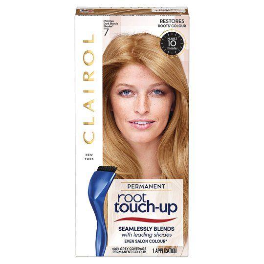 Nice'n Easy Root Touch Up Permanent Dark Blonde 7 Hair Dye