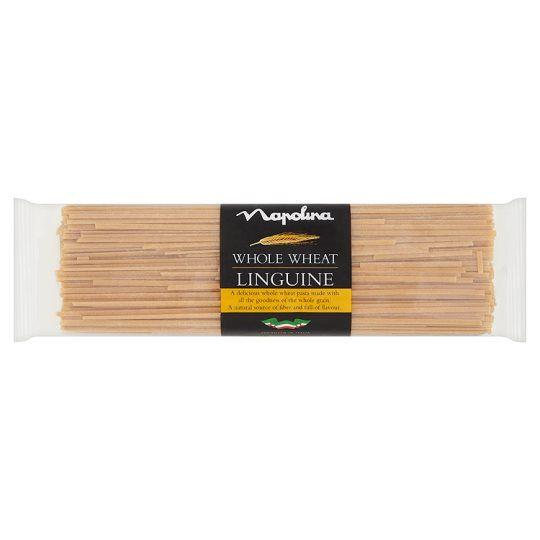 Napolina Whole Wheat Linguine 500g