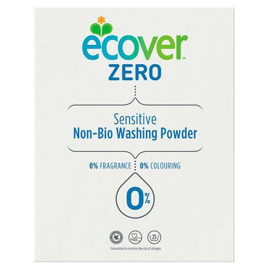 Ecover Zero Non Biological Washing Powder 25W 1.875kg