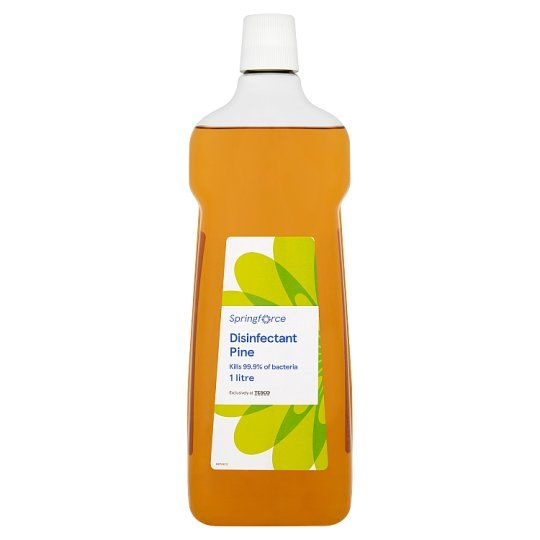 Springforce Disinfectant Pine 1L