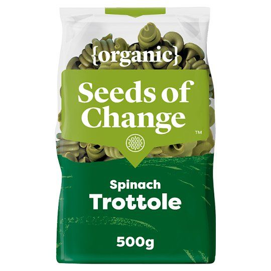 Seeds of Change Organic Spinach Trotolle 500g