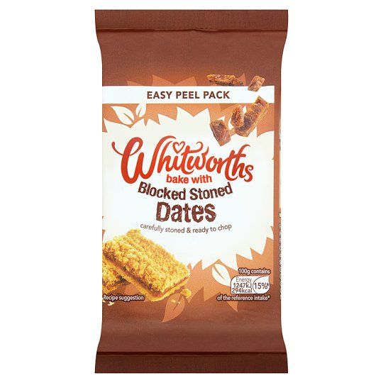 Whitworths Stoned Dates 350g