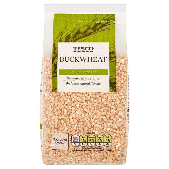 Tesco Buckwheat 500g