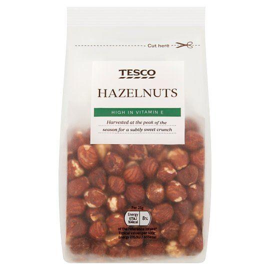 Tesco Hazelnuts 250g
