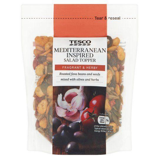 Tesco Mediterranean Inspired Salad Topper 100g