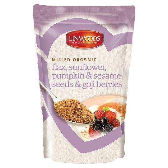 Linwoods Assorted Seeds & Goji Berries425g