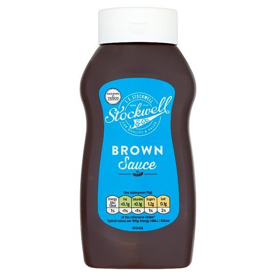 Stockwell & Co Brown Sauce 545g