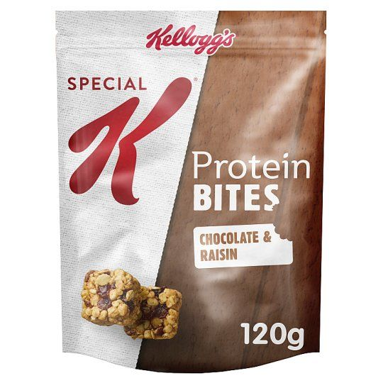 Kellogg's Special K Protein Bites Chocolate & Raisin 120g