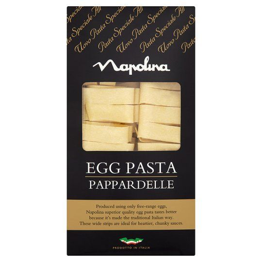 Napolina Egg Pappardelle 250g