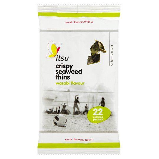 Itsu Crispy Seaweed Wasabi 5g
