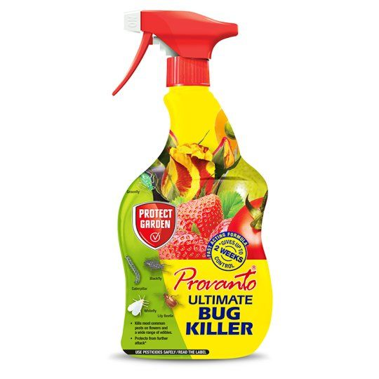 Ultimate Bug Killer 1Ltr Ready To Use