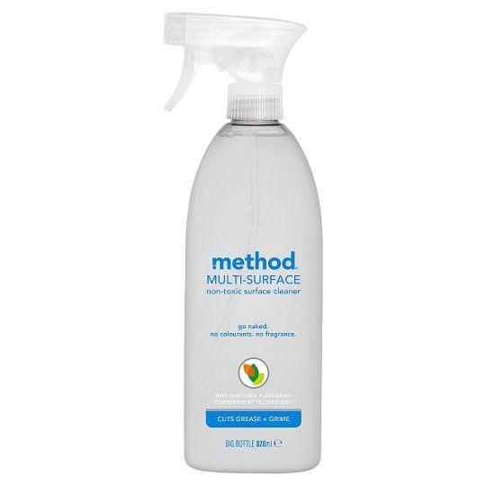 Method Naked Multi-Purpose Surface Cleaner 828ml