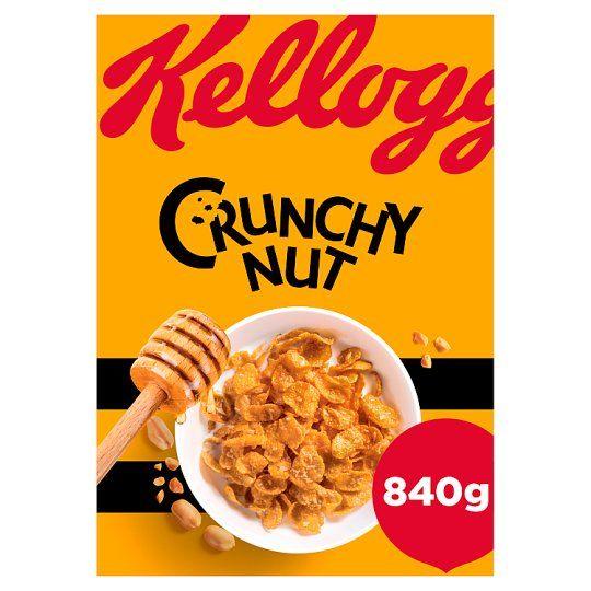 Kelloggs Crunchy Nut 840g