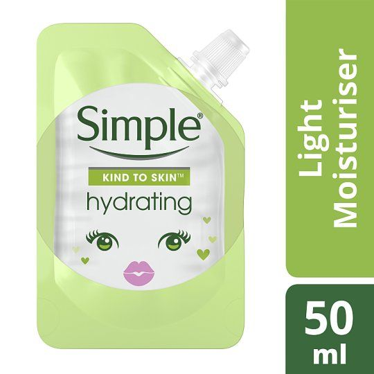 Simple Mini Hydrating Light Moisturiser 50ml