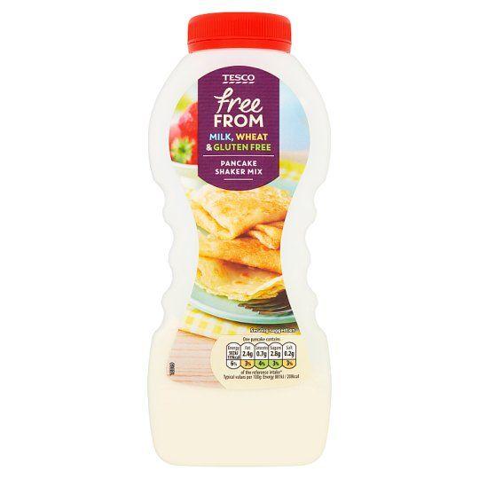 Tesco Free From Pancake Shaker 155g