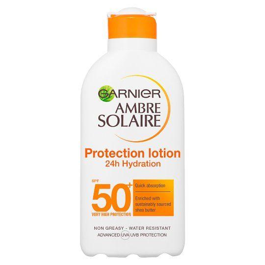 Ambre Solaire Milk Spf 50 Vitamin C 200ml