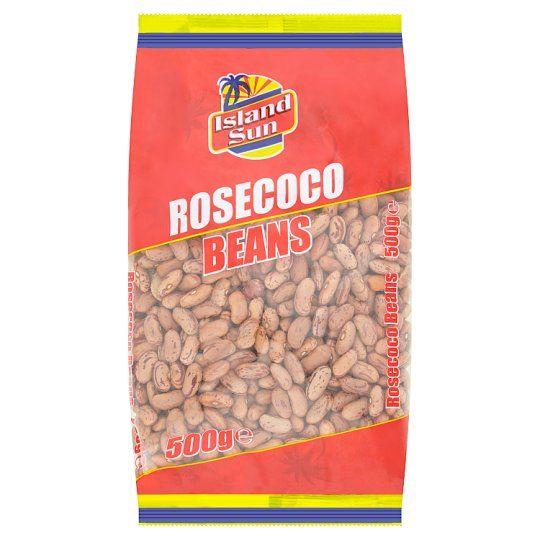 Island Sun Rosecoco Beans 500g